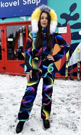 """Winter jumpsuit for female Boo&Bon """"Phantom"""""""