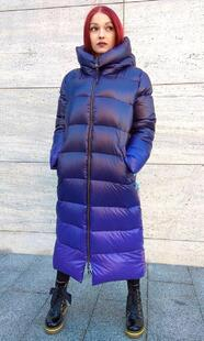 "Straight down jacket for female Boo&Bon ""Space"""